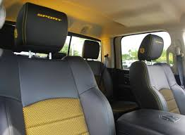 the yellow stinger is modeled special edition yellow stinger ram 1500 sport miami lakes ram