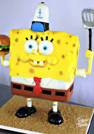 Spongebob Cake Designs Tutorials Sugar Geek Show