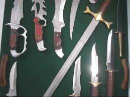 Cutlery knives, that are highly functional, is something that every cook wants to have. Cip Cutlery Institute Of Pakistan Wazirabad 1 May 2009 Youtube
