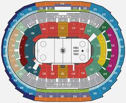 Kings Arena Seating Chart La Kings Seating Chart World Of Reference
