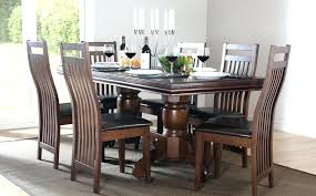 dark wood dining room table dark dining room set dining table and chairs dark wood marvelous