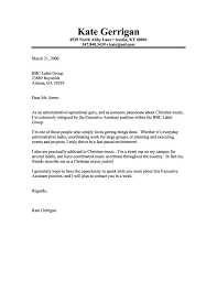 Rfp Response Cover Letter Examples Cover Letter Examples Workforce