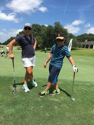 Locals shine at Drive, Chip and Putt | Birdies, Bogeys and Badges | The  Daily News