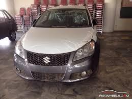 Pak Suzuki All Set To Launch Suzuki Kizashi In Pakistan This Month