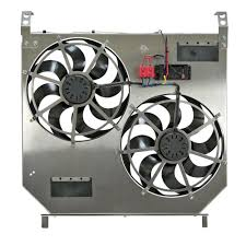 dual electric fan wiring kit solidfonts auto electric fan wiring diagram nilza electric radiator fans hot rod network