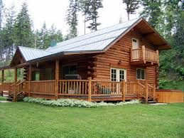 Mobile Home Log Cabins Cabin Modular Homes Montana Cabin And Lodge