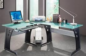 contemporary glass office desk. Eye Catching Modern Glass Office Desk Of Top Desks OfficeDesk Com Contemporary