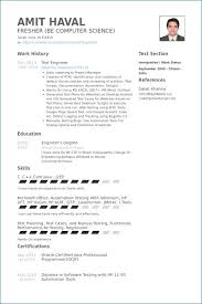 Qa Engineer Resume Sample Stunning Qa Engineer Resume Best Of Software Qa Resume Samples Poureux