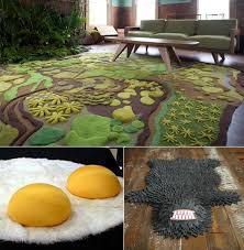 Simple Cool Rug Designs For Playful Interiors 3 In Impressive Ideas