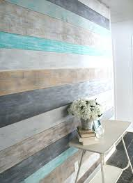 wood accent wall how to diy a wood planked accent wall diy wood wall reclaimed wood