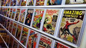 comic book display. Delighful Comic With Comic Book Display O
