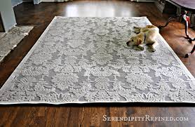 rugs curtains amazing hand tufted ivory grey rug for appealing