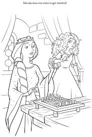More Brave Coloring Pages Brave Photo