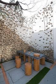 Small Picture Beautiful art Stone Gabion wall by Design BONO Seouljpg 720