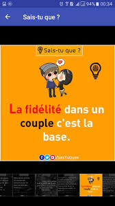 Sais Tu Que For Android Apk Download
