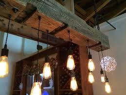 full size of diy reclaimed wood planks flooring pendant lighting beam lamp wooden hanging eclipse solar