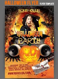 Halloween Flyers Templates 45 Best Halloween Psd Party Flyer Templates 2016