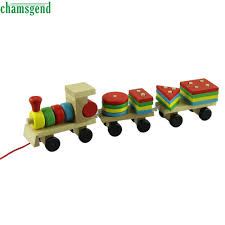 aliexpresscom  buy chamsgend modern educational wooden toys