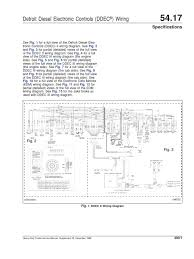 detroit series 60 ecm wiring diagram detroit image ddec ii and iii wiring diagrams diesel engine truck on detroit series 60 ecm wiring diagram