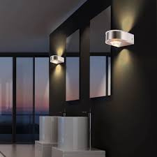Wall lighting effects Living Room Set Of Highquality Led Wall Light With Impressive Light Effects Dek Bild Etc Shop Set Of Highquality Led Wall Light With Impressive Light Effects Dek