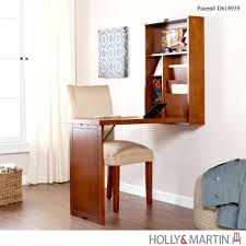 Wall Mounted Fold Away Desk Amstudio52 within fold down wall desk plans   furniture for home ...