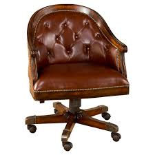 brown leather office chairs. Default_name Brown Leather Office Chairs C