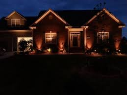 home lighting techniques. Outdoor Lighting, Breathtaking Soft Lighting Landscape Techniques For Garage Home Depot Simple Design