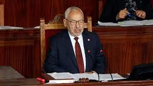 الغنوشي يرد على قرار سعيد تمديد تجميد عمل برلمان تونس - اخبار عاجلة