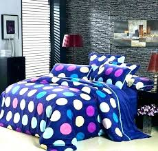 polka dotted comforter set youth bed sheets dot sets dots chic bedding that will amaze gold