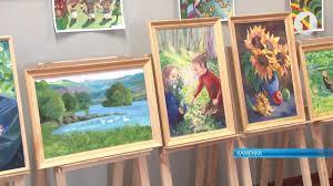 Защита дипломных работ выпускниками в Каменской детской  Защита дипломных работ выпускниками в Каменской детской художественной школе