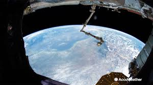 International Space Station To Fly Over Us This Week