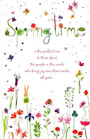 Spring Photo Cards Spring Time Happy Easter Greeting Card