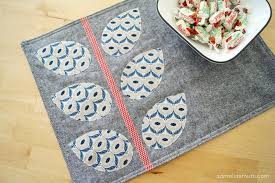 Quilted Placemat Patterns