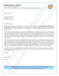 Sample Substitute Teacher Cover Letter Teacher Cover Letter Images