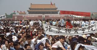 remembering the tiananmen square protests 26 years later on 19 1989 protesting students gathered during a demonstration on tiananmen square in