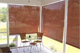 outdoor blinds porch shades