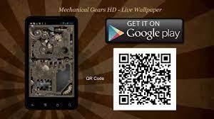 Mechanical Gears HD Live Wallpaper ...
