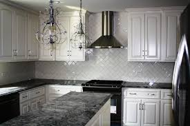 grey and white quartz countertops kitchen