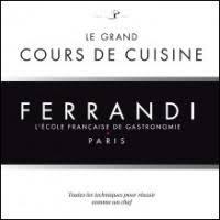 Cookbook Beat Le Grand Cours De Cuisine Ferrandi France Revisited