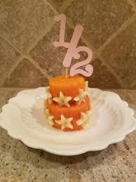 Half Birthday Cakecake Decorating Tutorial 6 Month Birthday Cake Ideas