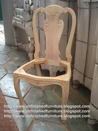 unfinished wood dining chairs palazzodalcarlo