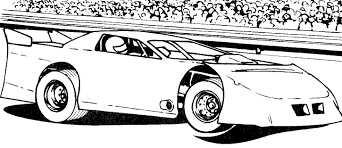 Mod Drag Car Coloring Pages Pages Race Within - glum.me