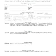 Physical Security Risk Assessment Template Report 6 Sample
