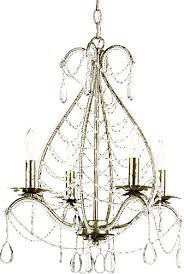 af lighting af lighting belinda 4 light crystal chandelier