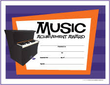 Piano Certificate Template Images Of Piano Recital Certificate Template Calto