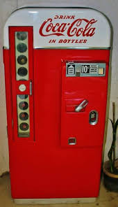 Red Pepsi Cola Vending Machine Adorable Coca Cola Vendo 48 D 48 Vending Machine Excellent Memories Of