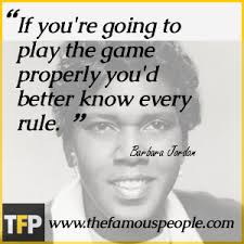 Image gallery for : quotes by barbara jordan