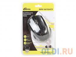 <b>Мышь</b> беспроводная <b>Ritmix RMW</b>-<b>560 Black</b> USB(Radio) — купить ...