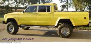 1974 4 door jeep gladiator pick up originally posted by goldhammer jeep truckpickup