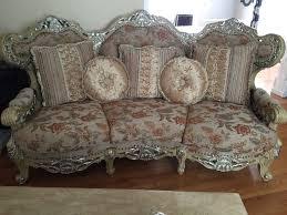 Traditional Living Room 3 Piece Beige Sofa Set by Huffman Koos